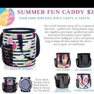 Thirty-One summer fun caddy